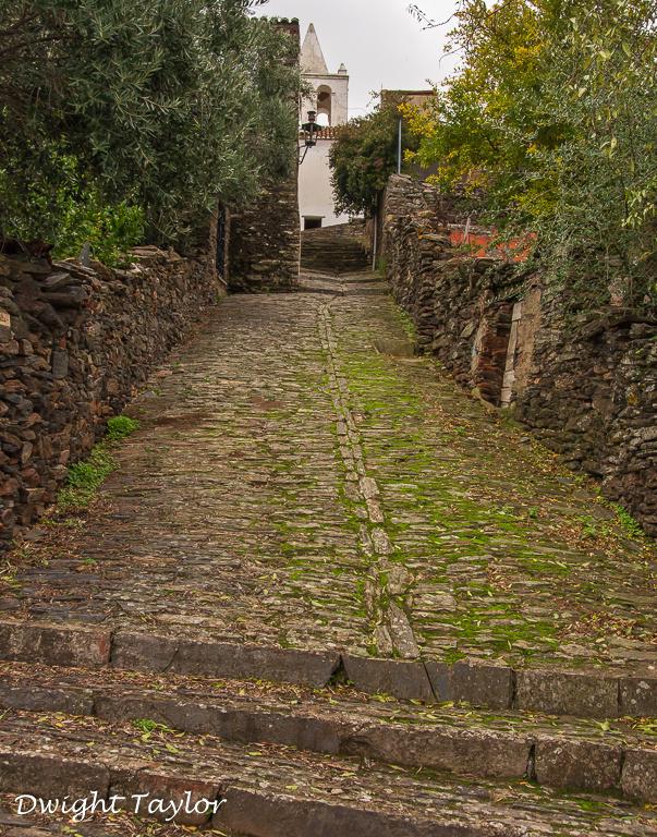 Monsaraz Pathway by Dwight Taylor