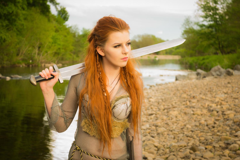 Shield maiden by Johnnie Walker