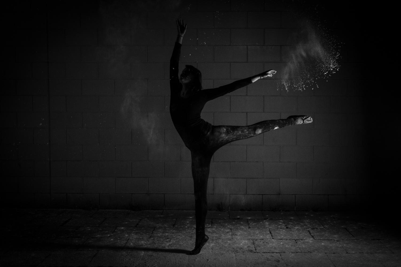 Flour dancer by Johnnie Walker