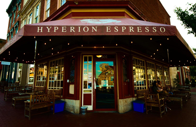 Hyperion Espresso by Joshua Barber