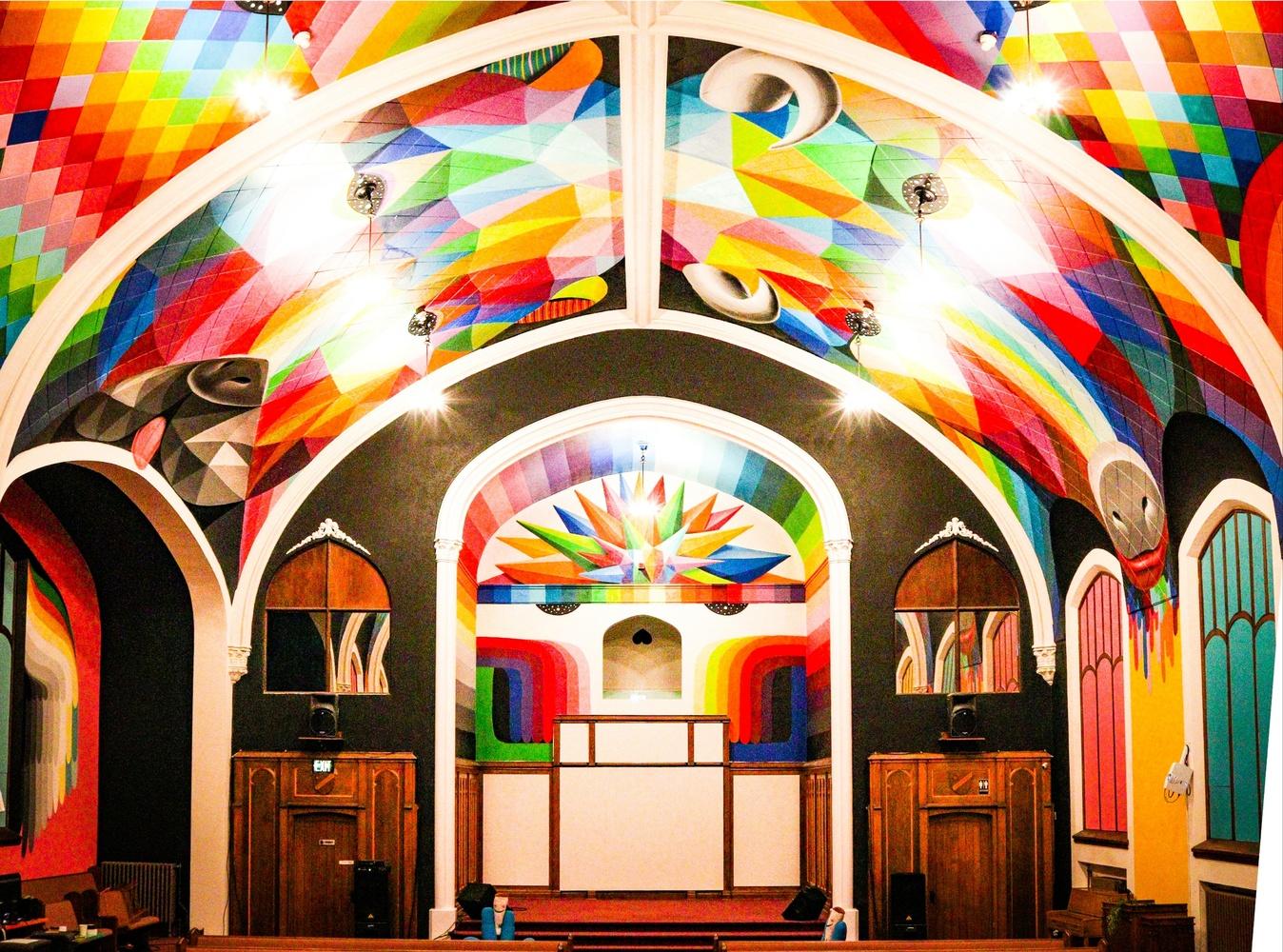 International Church of Cannabis by Gordon Klingensmith