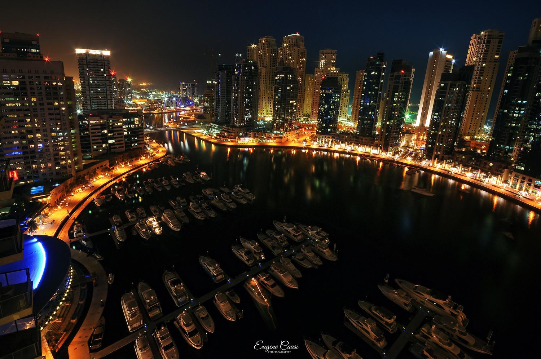 DUBAI MARINA by EUGENE CAASI
