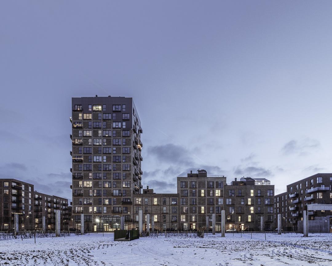 Amaryllis House 4 by Kristian Lildholdt Hansen