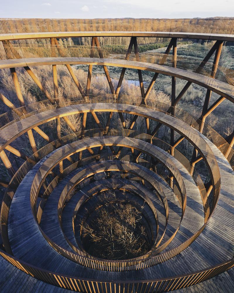 Spiral Tower by Kristian Lildholdt Hansen