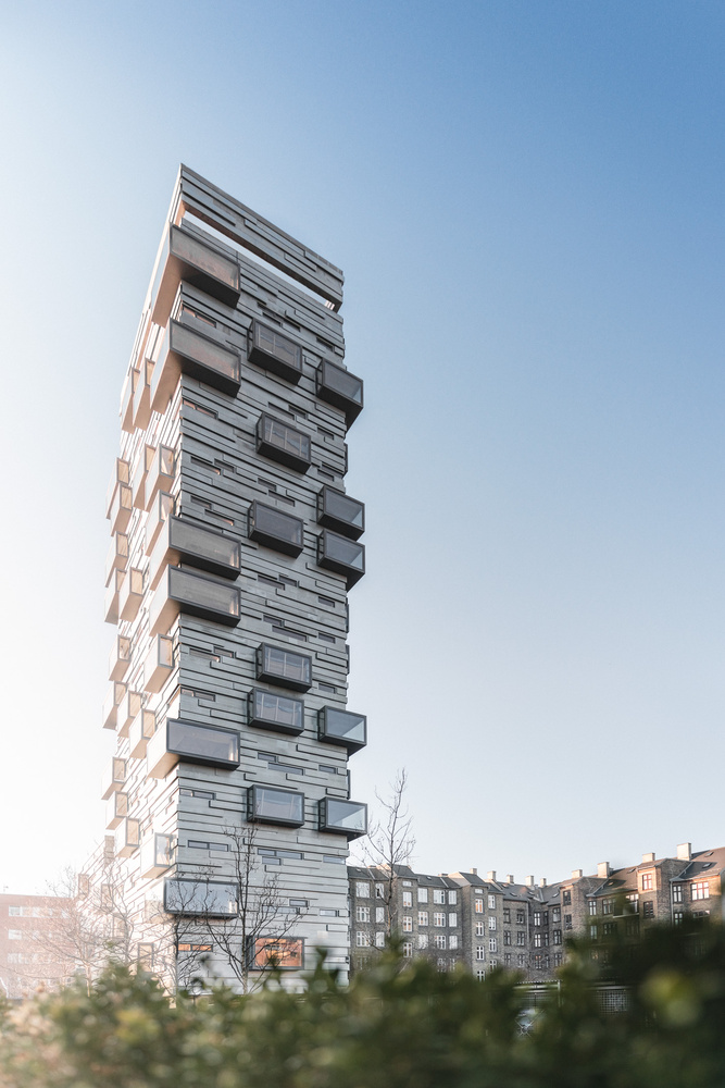 Tower at Østerbro by Kristian Lildholdt Hansen