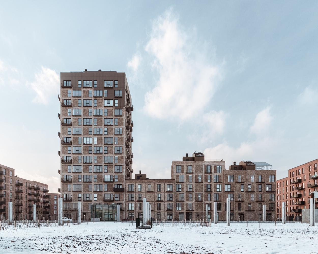 Amaryllis House 1 by Kristian Lildholdt Hansen