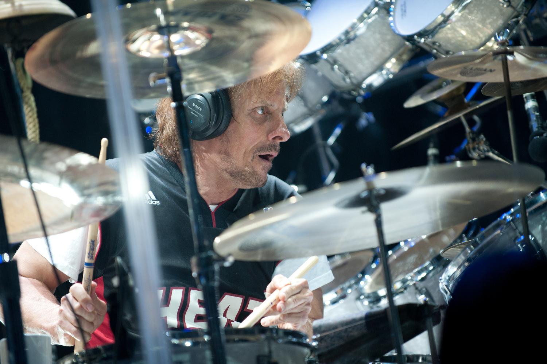 Drummer by Silvio Richetto