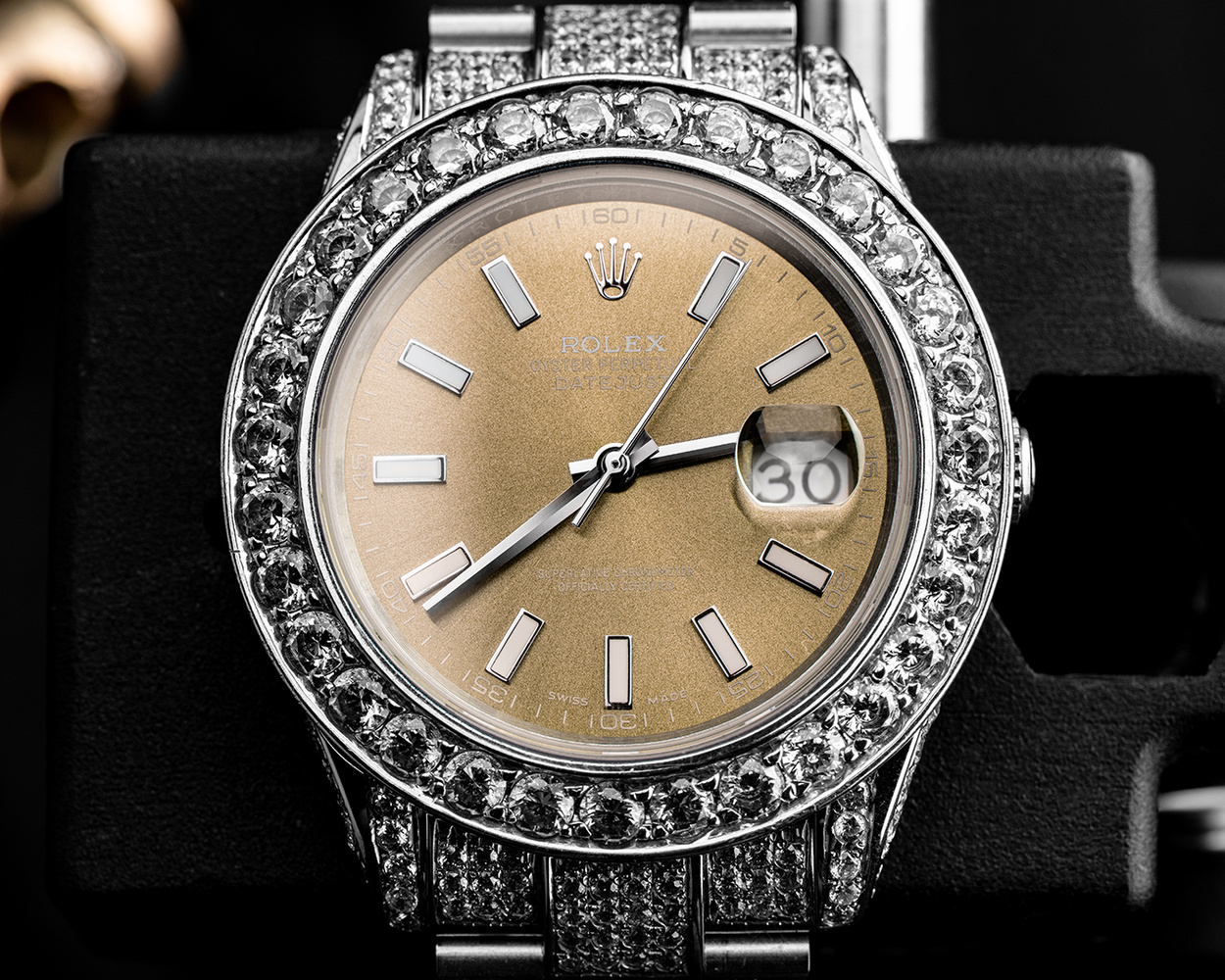 Rolex Datejust by Silvio Richetto