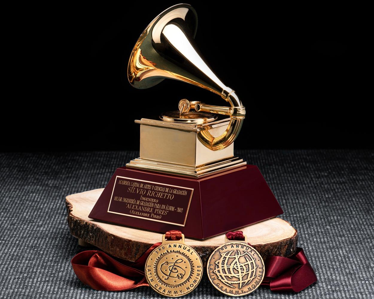 My Grammy Awards by Silvio Richetto
