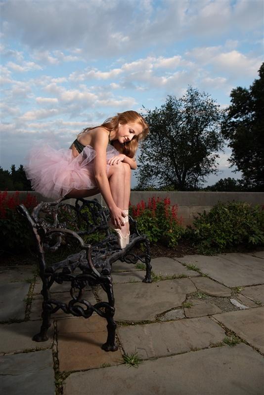 Dancing Girl by Margie Mackrell