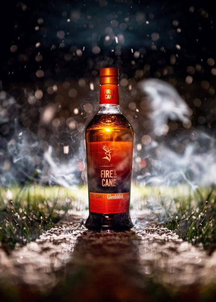 Glenfiddich Fire & Cane - Texture by Jeremy Chapline