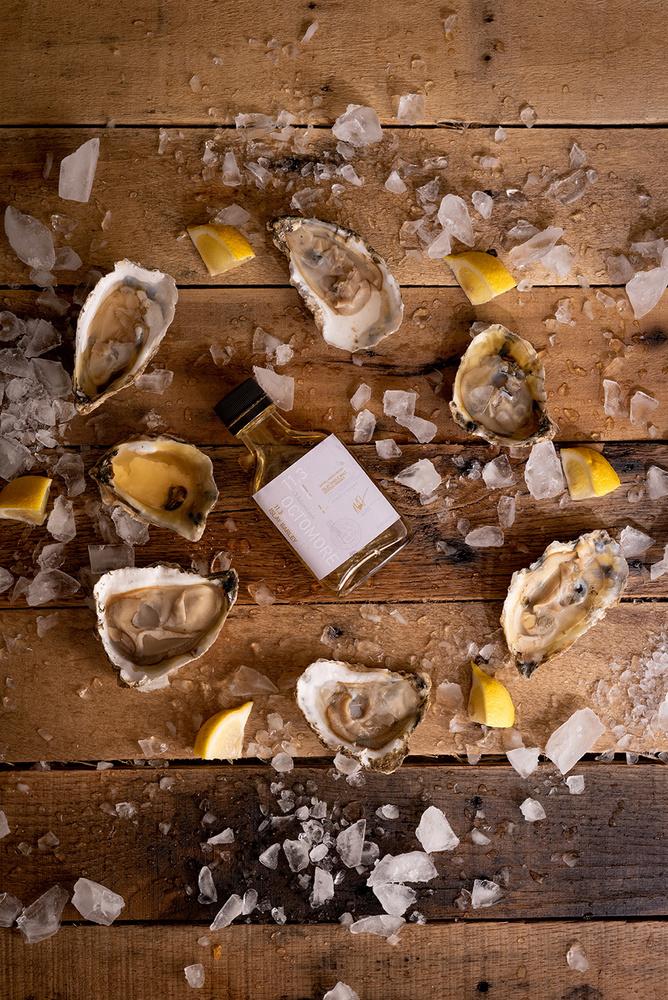 Oysters & Whisky by Jeremy Chapline