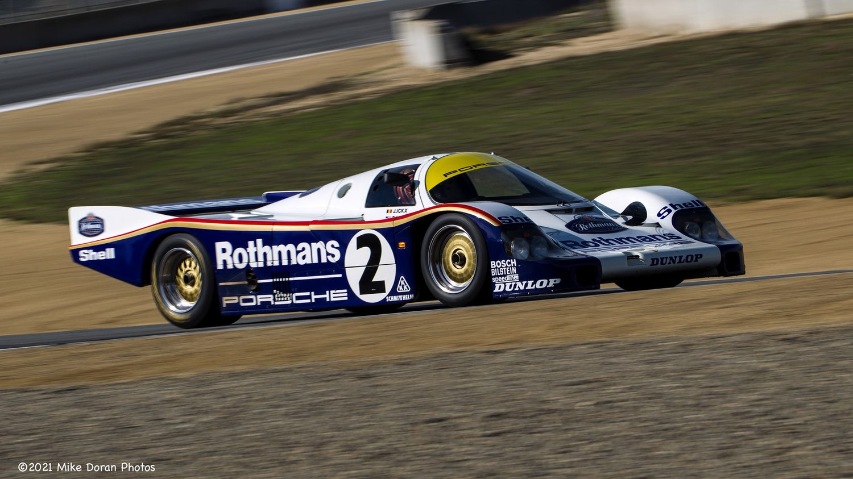 Porsche Legend by Mike Doran