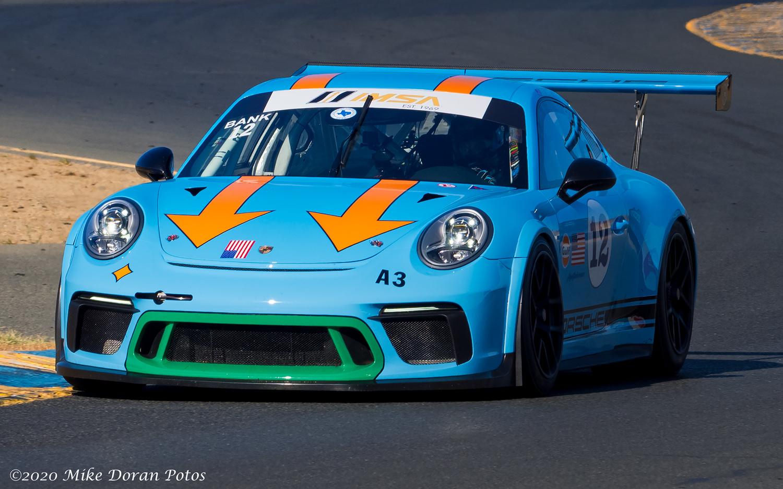 Porsche Cup by Mike Doran