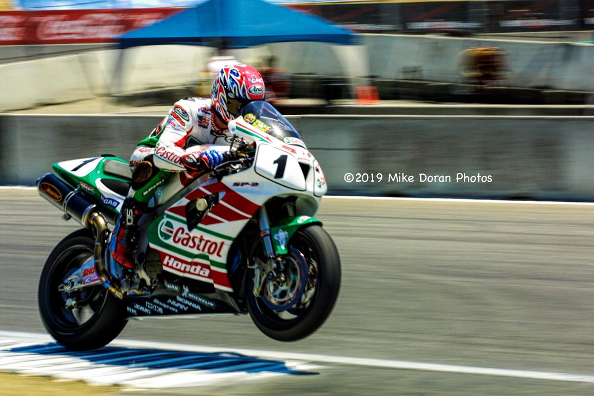 Speed Wheelie by Mike Doran