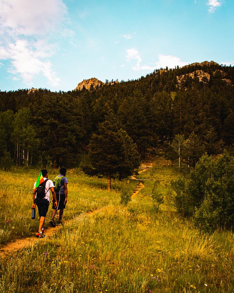 Hike 3 by Abel Getachew