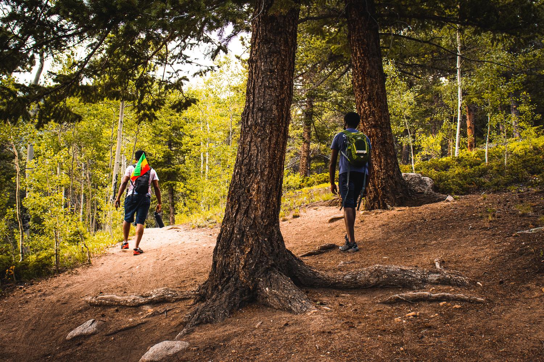 Hike 5 by Abel Getachew