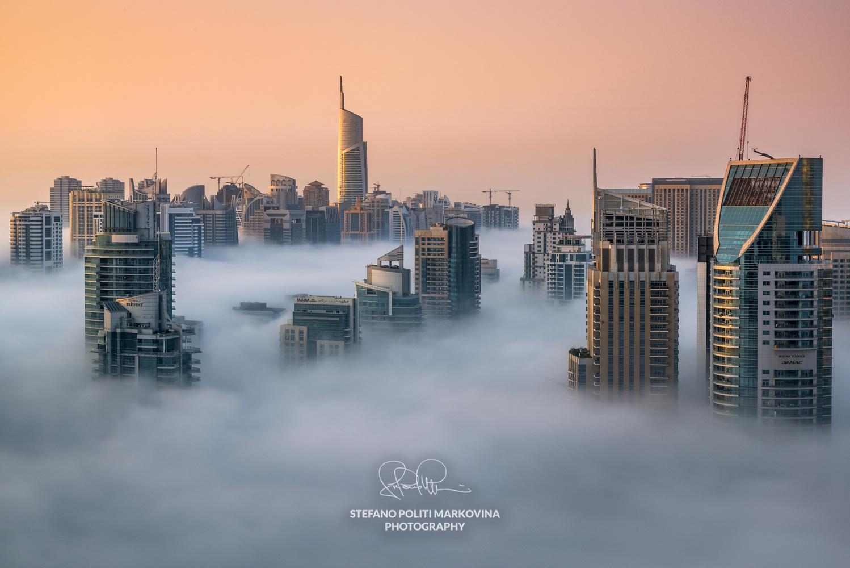 Foggy Dubai by Stefano Politi Markovina