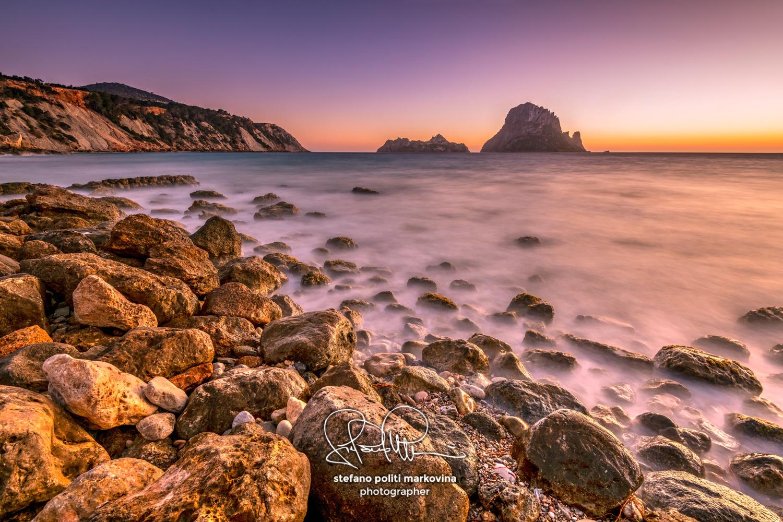 Ibiza sunset by Stefano Politi Markovina