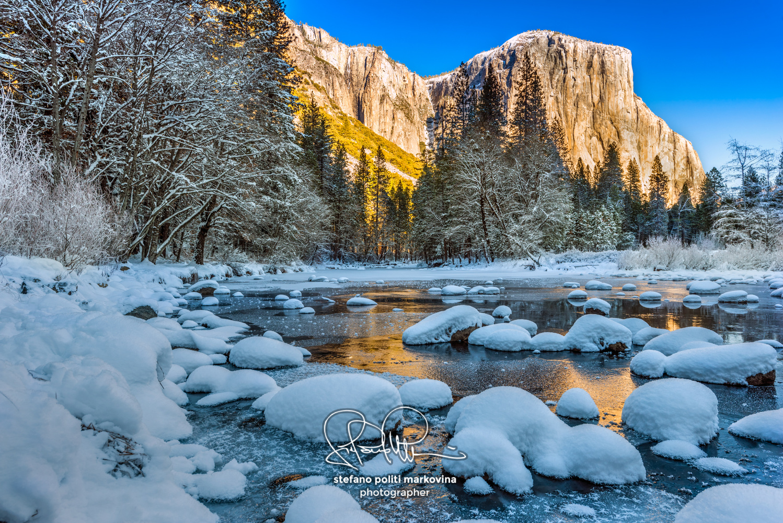 Yosemite National Park, California, USA by Stefano Politi Markovina