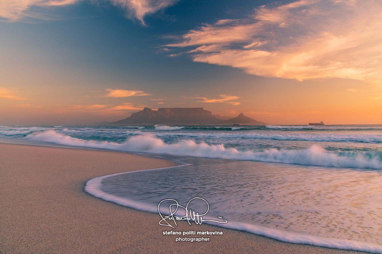 South African sunset by Stefano Politi Markovina