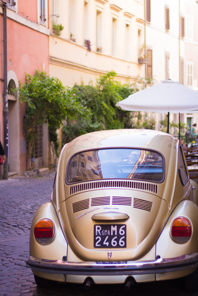 Roma Volkswagen by mark arnold
