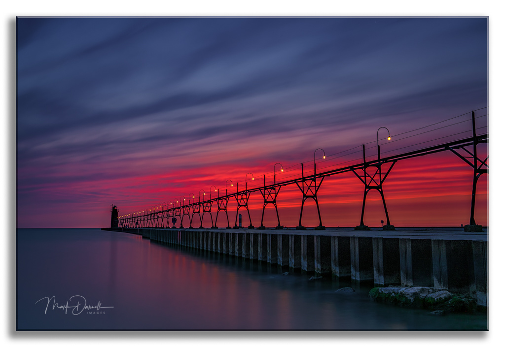 South Haven Glow by Mark Darnell