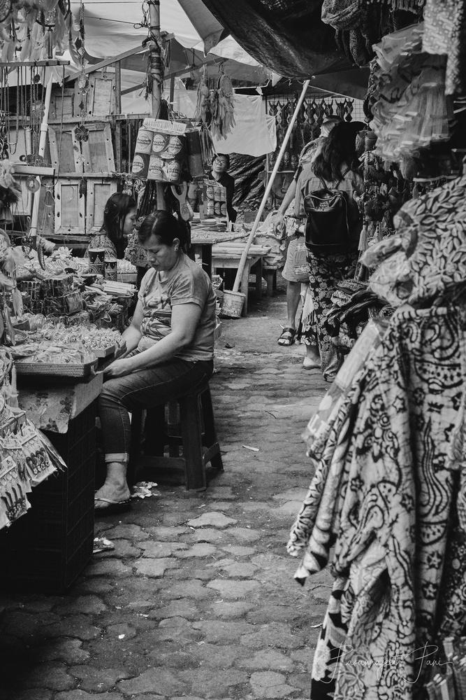 Ubud Market by Prasannajeet Pani
