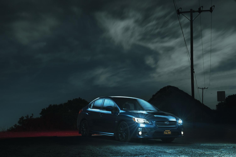 Subaru Test by Steven Lipson