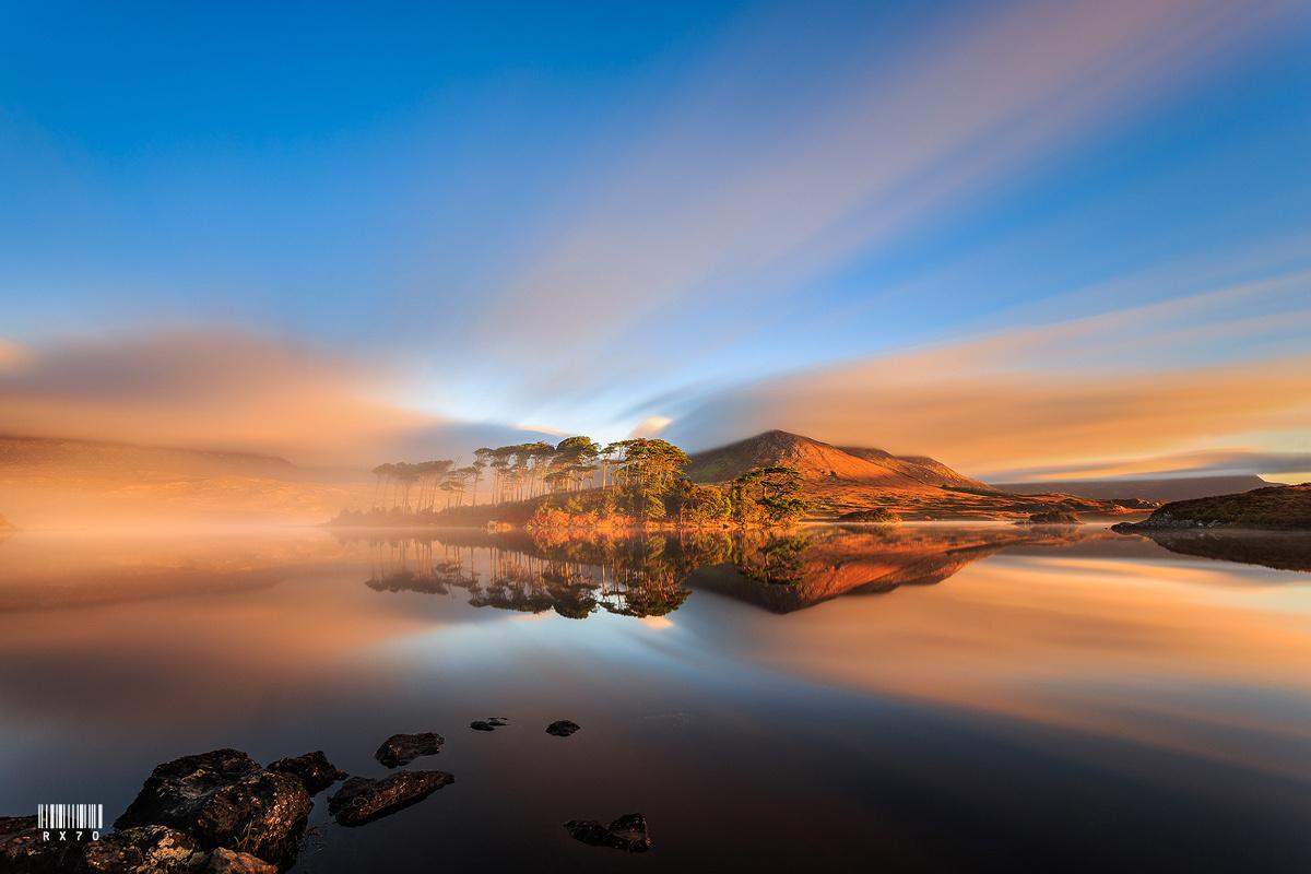 Connemara by RYSZARD LOMNICKI