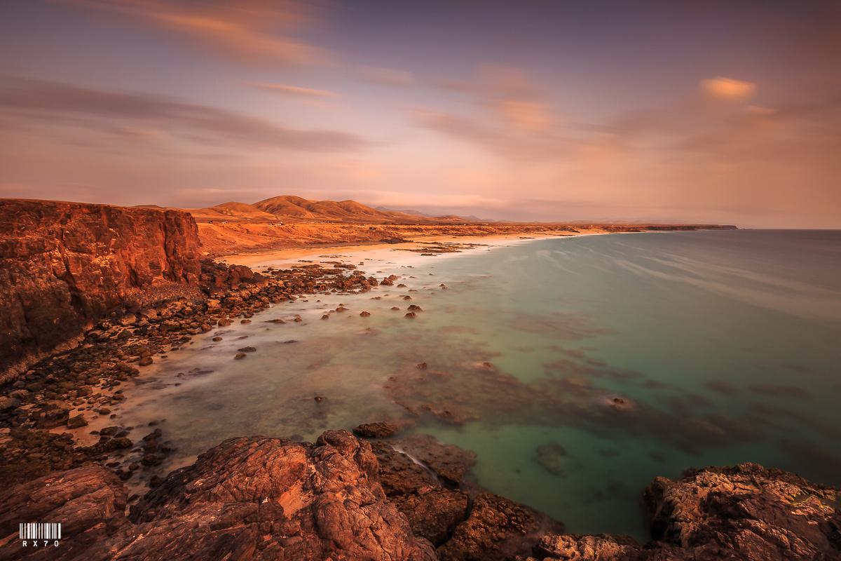 Fuerteventura by RYSZARD LOMNICKI