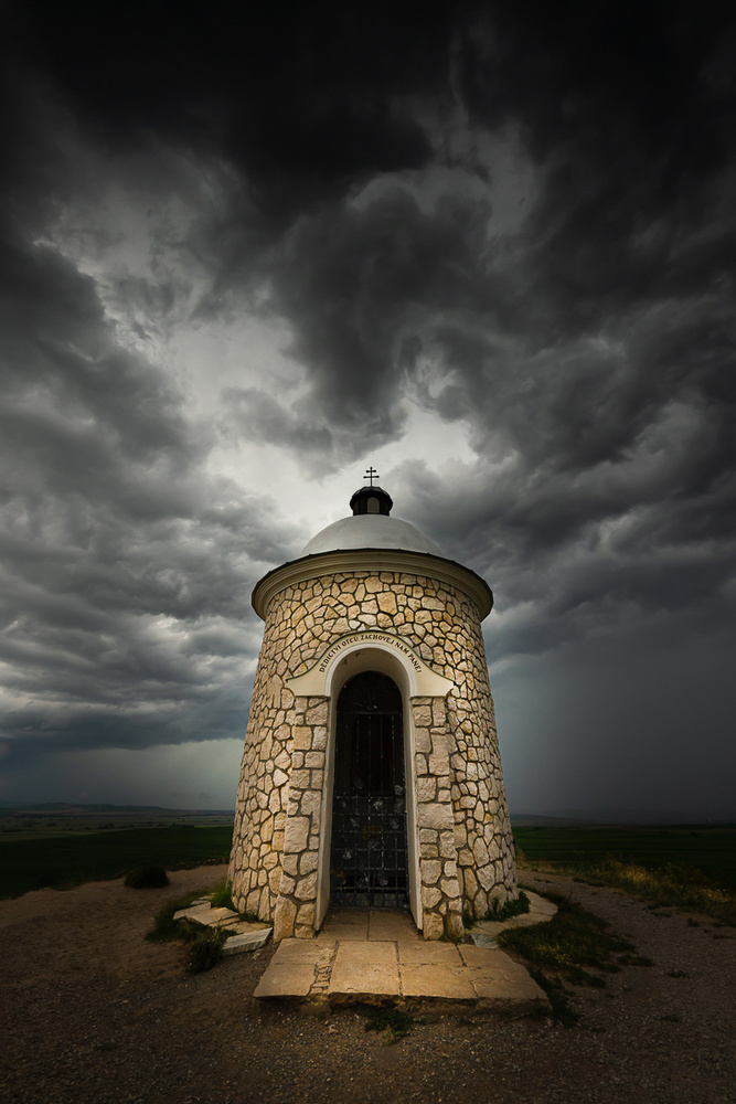 Moravia by RYSZARD LOMNICKI