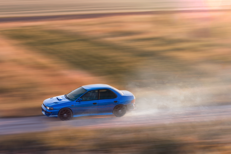 Subaru Impreza by Donatas Juša