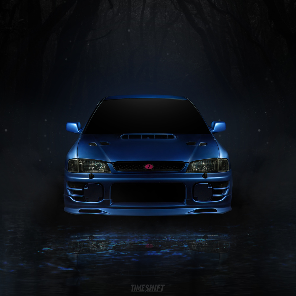 Subaru Impreza GT by Donatas Juša