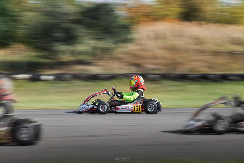 Panning go kart shot by Donatas Juša