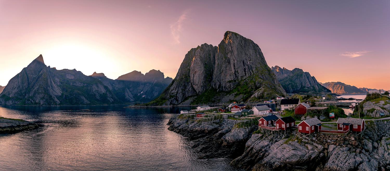Hamnøy-Lofoten by Allan Aasland