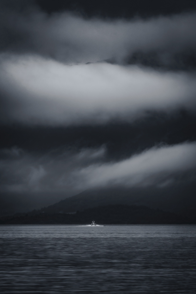 Before the storm by Allan Aasland