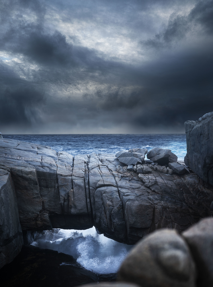 An Ocean Between Us by Jordan Butler