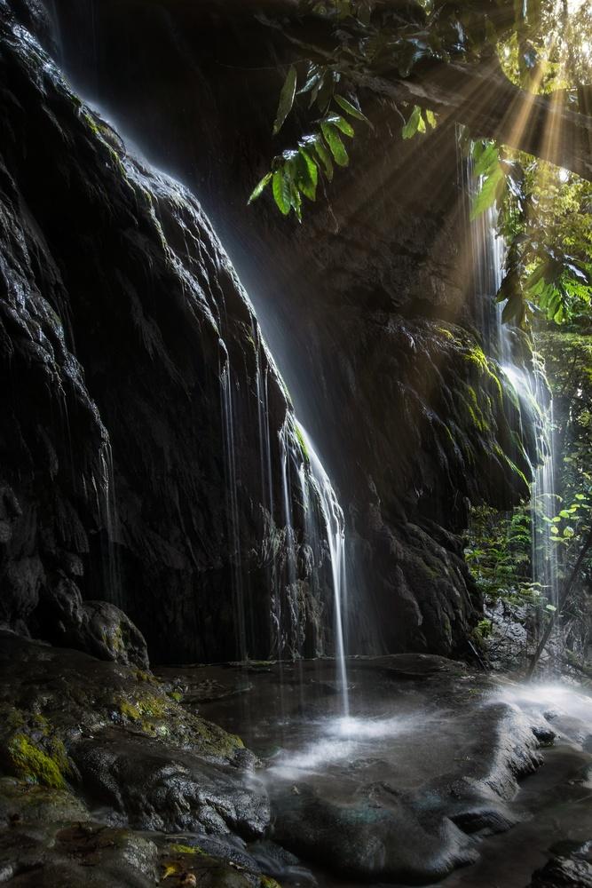 Water Fell by Jordan Butler