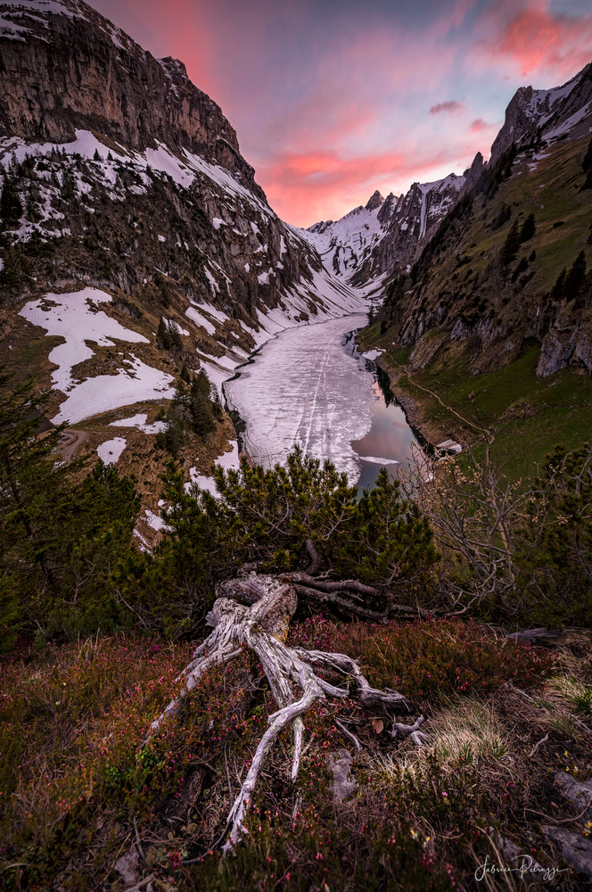 Swiss Fjord by Fabrice Petruzzi