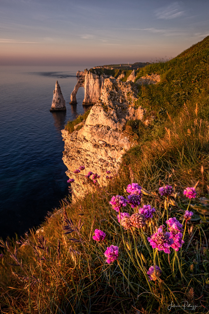 The Cliff by Fabrice Petruzzi