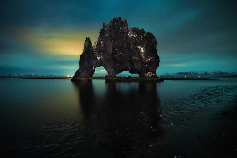 Hvítserkur by Ignacio Municio
