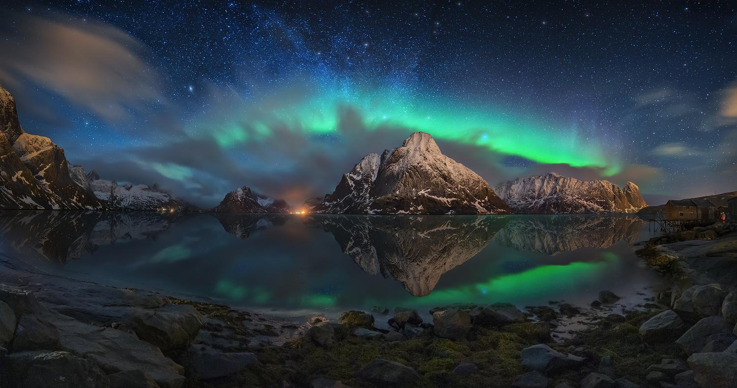 Somewhere in the arctic by Ignacio Municio