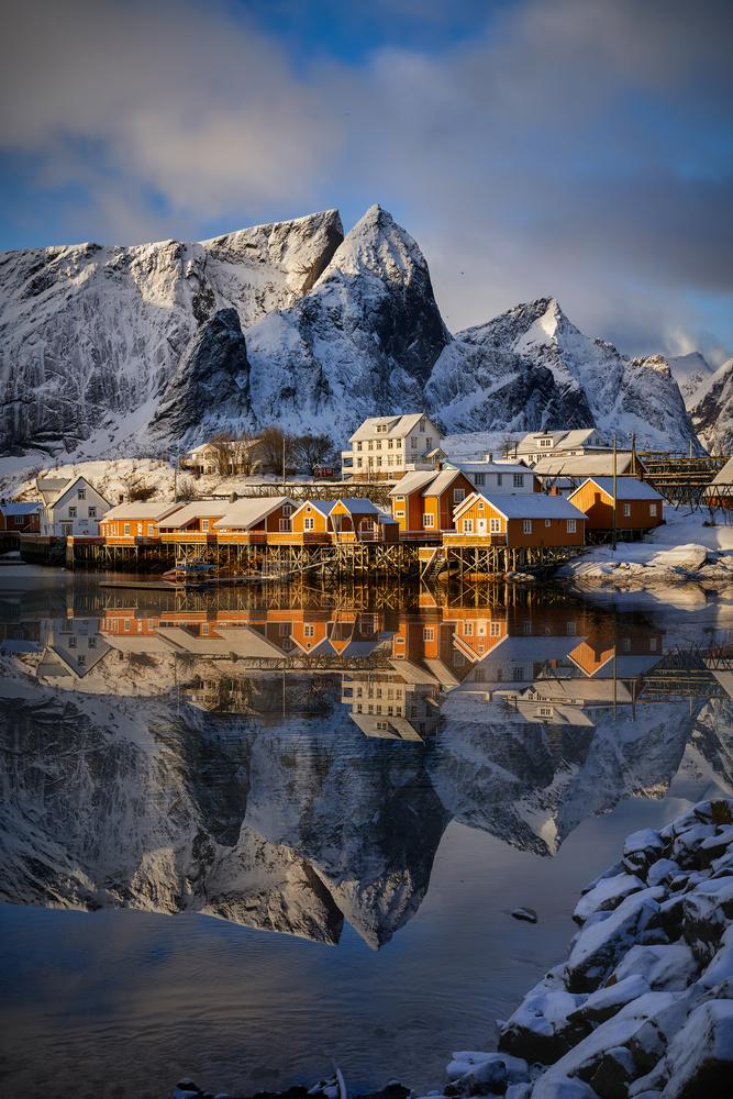 Arctic Sunrise by Ignacio Municio