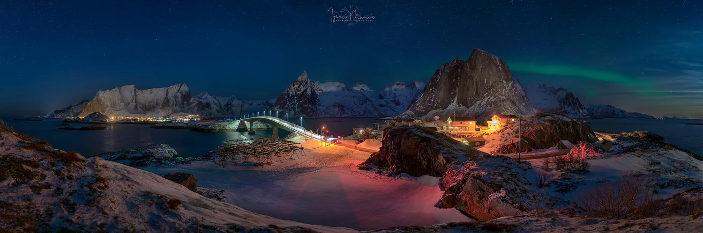 Lights in the Night by Ignacio Municio