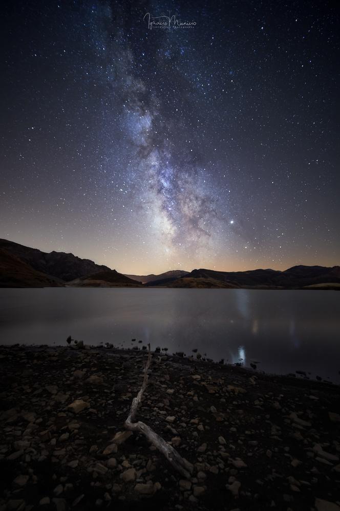 A summer night by Ignacio Municio