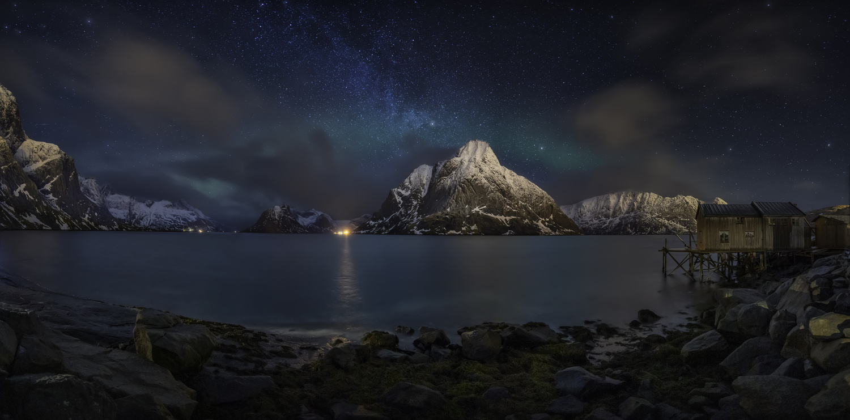 A night under the stars by Ignacio Municio