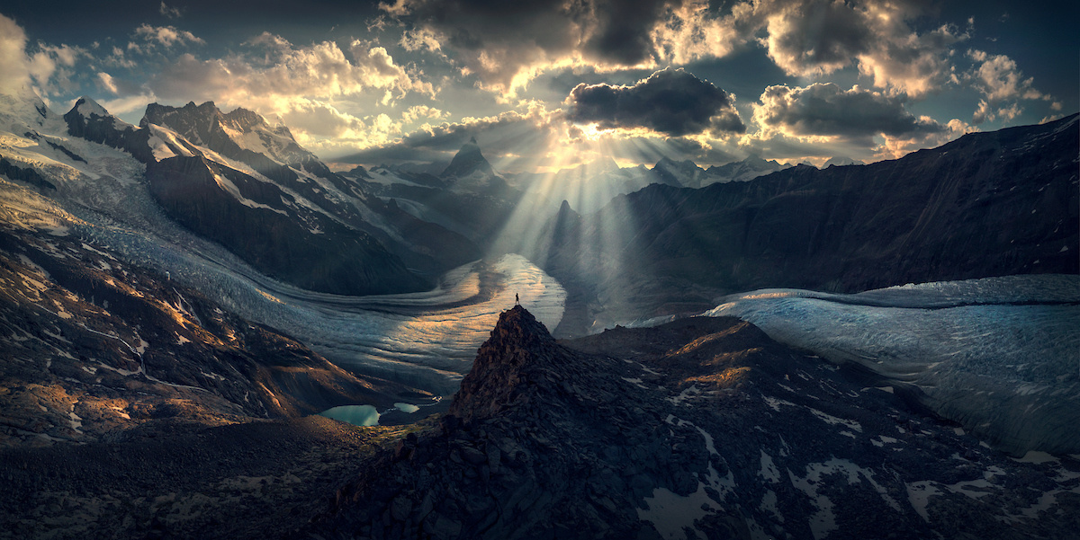 Meeting point by Max Rive