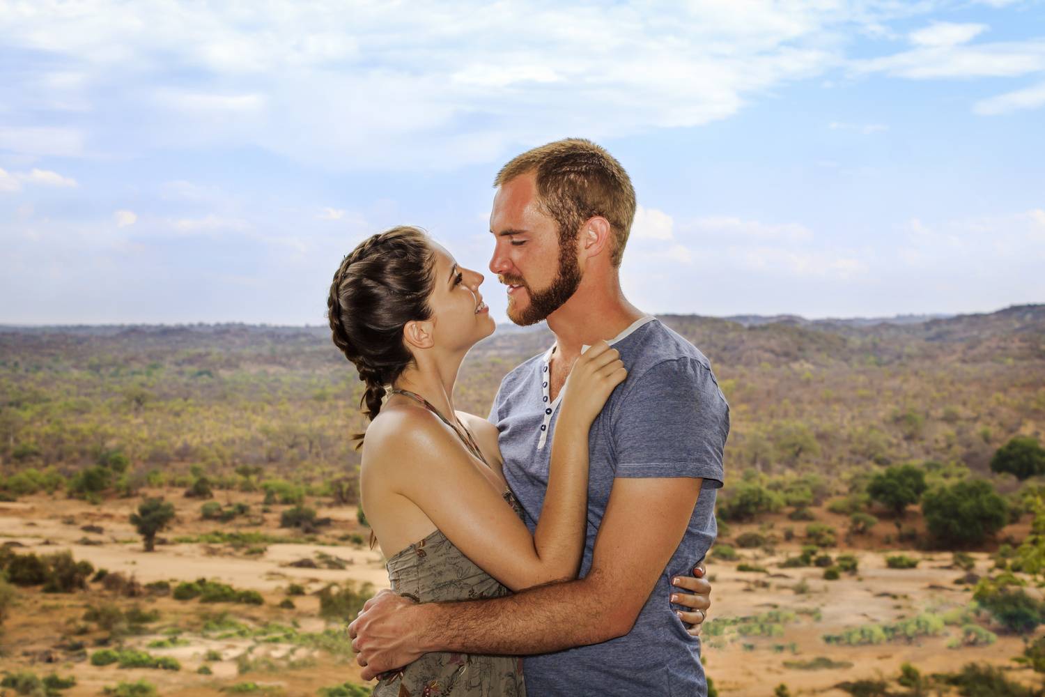 Engagement in the Kruger National Park by Natasha Weedman