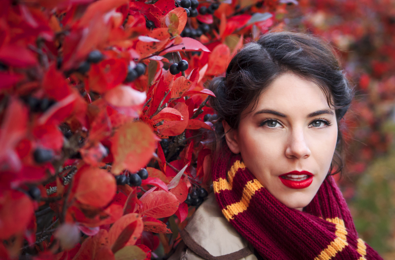 Tash in Autumn by Natasha Weedman